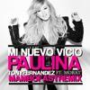 Paulina Rubio Ft Morat - Mi Nuevo Vicio (Tony Fernandez Mambofast Remix) Portada del disco