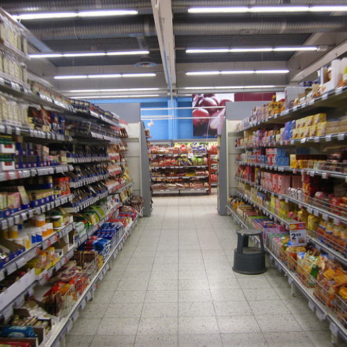 The Grocery Shrink Ray: Shrinkage in product packaging by