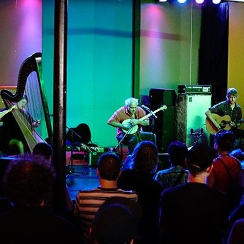 Eugene Chadbourne + Steve Gunn + Mary Lattimore - Live at WXDU/WKNC/WYXC Day Show