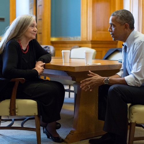 President Obama and Marilynne Robinson: A Conversation in Iowa
