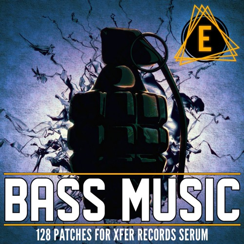 Electronisounds - Bass Music For Serum - DEMO