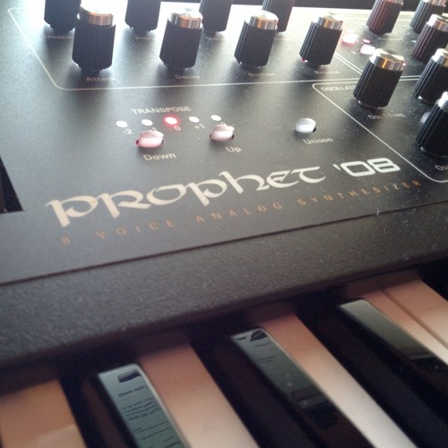 DSI Prophet '08 multi track demo