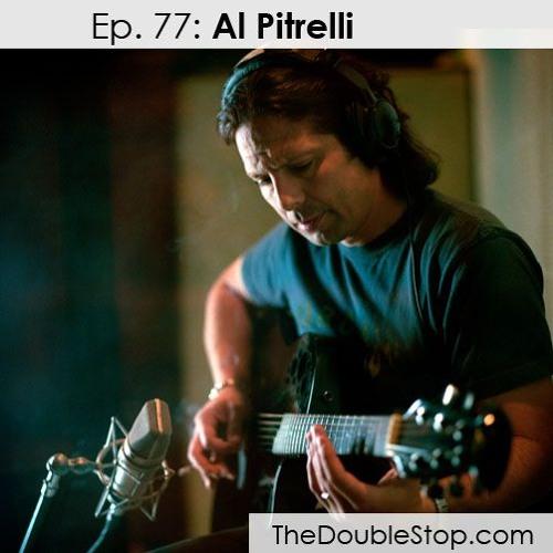 Ep. 77: Al Pitrelli (Trans-Siberian Orchestra, Alice Cooper, Megadeth)