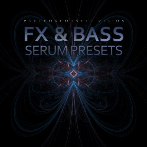 PAV FX & Bass Vol. 1 (OUT NOW) Presets for Xfer Serum