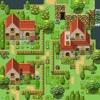 Peaceful RPG town/hometown