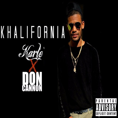 EP: Kartè Carter - Khalifornia (Hosted By Don Cannon)