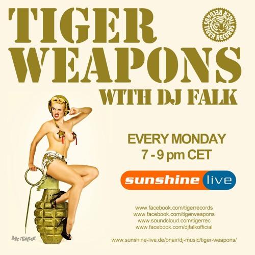 Sunshine Live Radio Tiger Weapons (#192 - 12.10.2015)