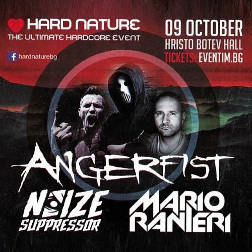Hard Nature @ Hristo Botev Hall, Sofia, Bulgaria 9.10.2015