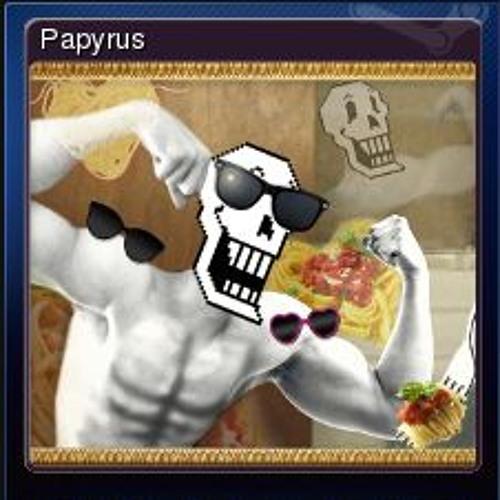 Papyrus Makes A Mixtape