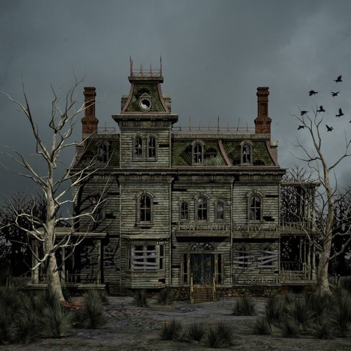 """Scary Royalty Free Music """"The House In The Middle Of Nowhere"""""""