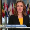 A Layover with Margaret Brennan