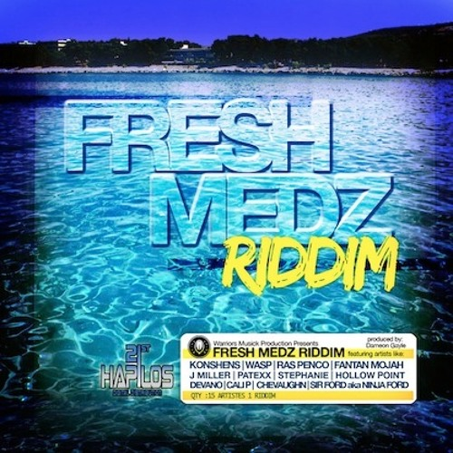 Fantan Mojah - Never Give Up {Fresh Medz Riddim}