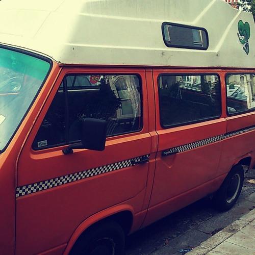 Tom Ravenscroft's Campervan Of Vinyl Dreamers
