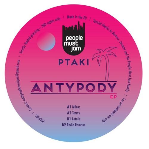 Ptaki - Antypody EP (PMJ006)
