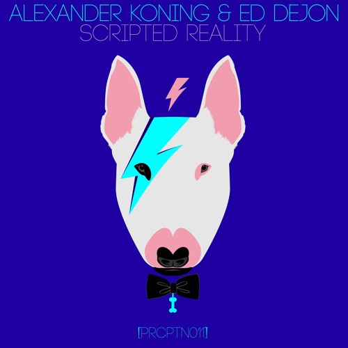 Alexander Koning & Ed Dejon - Scripted reality - Prcptn011 - Out Now