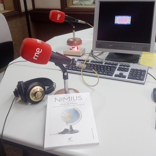 Entrevista a García de Marina en Radio Nacional De España - Libro Nimius