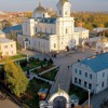 Велика Эктенiя (М. Леонтович) - горловий спів, собор Святої Трійці (Луцьк)