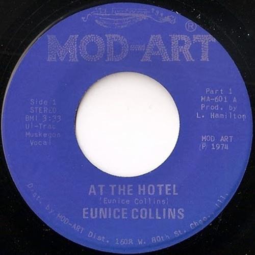 Eunice Collins - At The Hotel (Alkalino rework)
