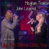 Like I'm Gonna Lose You - Meghan Trainor ft. John Legend (LIVE @ TheEllenShow)