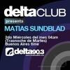 Delta Podcasts -Delta Club presenta MATIAS SUNDBLAD (13/10/2015) mp3