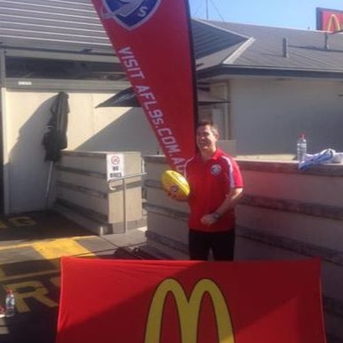 Tim Ginever launches McDonald's AFL9s Spring Season