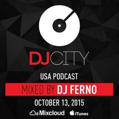 DJ City Podcast