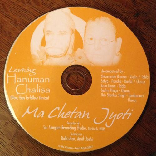 Learning Hanuman Chalisa ~ Ma Chetan Jyoti by KirtanWith