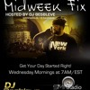 The Midweek Fix Broadcast 81 October 14th, 2015