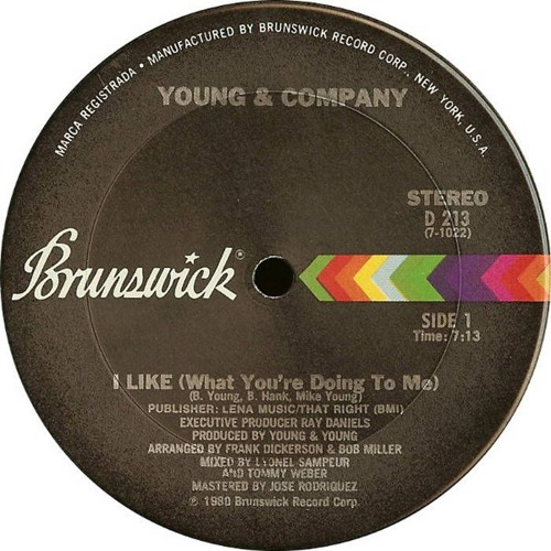 Young & Company - I Like...(Alkalino rework)