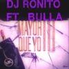 95-Mayor que yo -borro cassetteRegueton ft- Gracias Live Vip