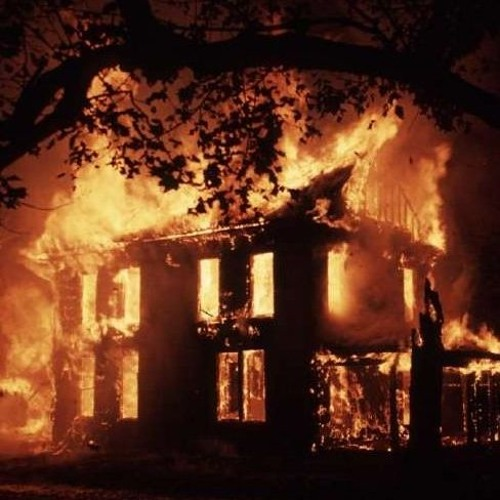 The Night The House Burns Down