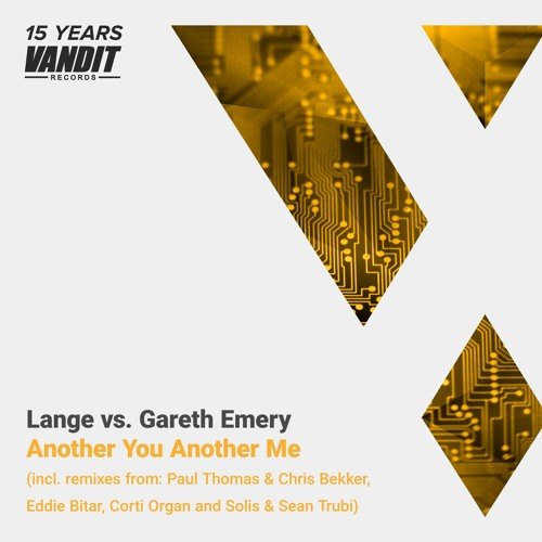 Lange vs Gareth Emery - Another You Another Me (Corti Organ Remix)