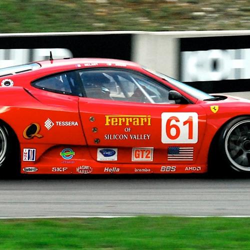 Ferrari Challenge Car Race Accelerating Impatiently Sound Effect