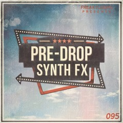FL095 - Pre - Drop Synth Fx Sample Pack Demo