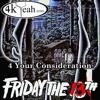 4YC - Friday The 13th
