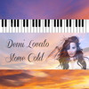Demi Lovato | Stone Cold | Piano Instrumental Lyrics
