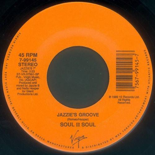Soul II Soul - Jazzie's Groove (Alkalino rework)