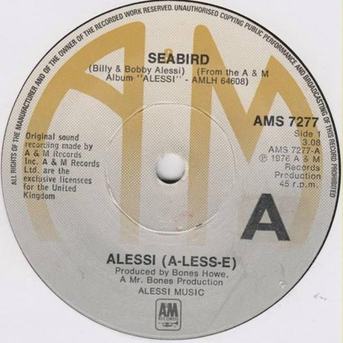 Alessi Brothers - Seabird (Alkalino rework)