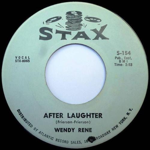 Wendy Rene - After Laughter (Alkalino rework)