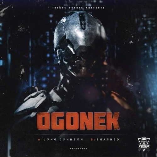 OGONEK - Long Johnson (INSANE009) (out in October 2015!)