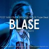 Post Malone x Bryson Tiller Type Beat - Blasé (Prod. By B.O Beatz)