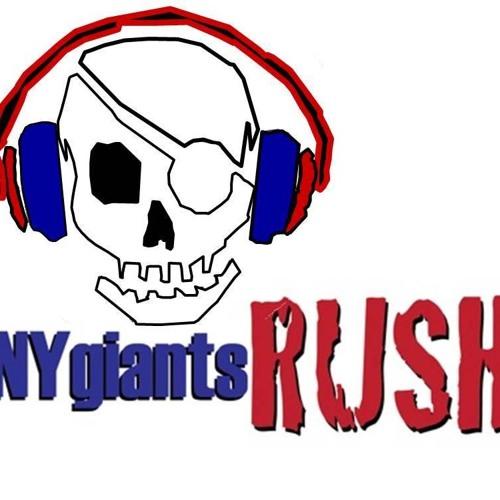 NY Giants RUSH 10 - 12 - 15