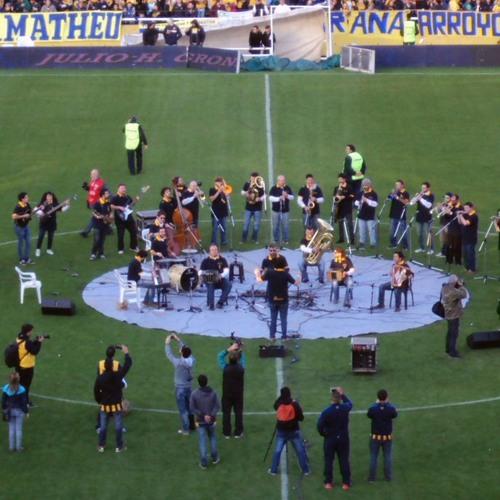 Fútbol: 70º Aniversario de la Marcha del Club Atlético Rosario Central