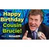 Cousin Brucie's Birthday Bash: Al Jardine &  Brian Wilson Call In
