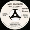 Alicia Myers - I Wanna Thank You (Alkalino 2008 rework) FREE DOWNLOAD