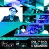 Soul Fusion - The Unda-Vybe Sessions Sat 7th Nov @ Quantum River St Digbeth Bham B5 5SA 10pm - 6am