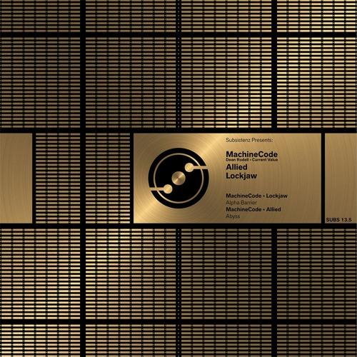 Machine Code & Lockjaw - Alpha Barrier (Original Mix)