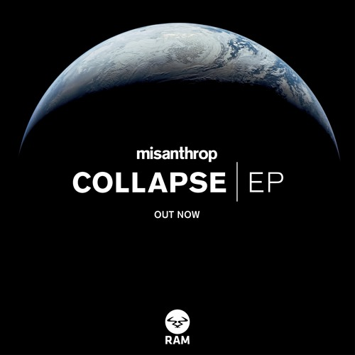 Misanthrop - Collapse EP (RAM Records 198) - OUT NOW!