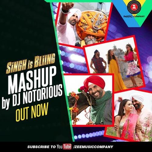Singh Is Bling Mashup - DJ Notorious | Zee Music Official Mashup