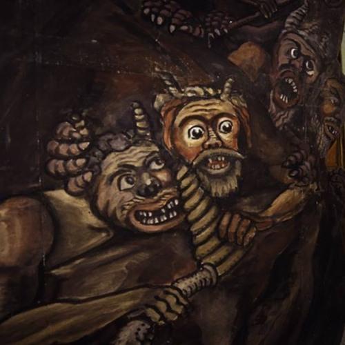 Maskineriets Spökspecial - Paranormala möten med teaterspöken